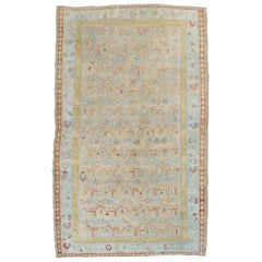 Muted Tribal Persian Kurd Rug