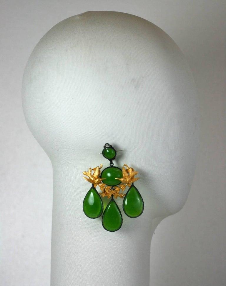 Women's MWLC Girandole Garland Earrings For Sale