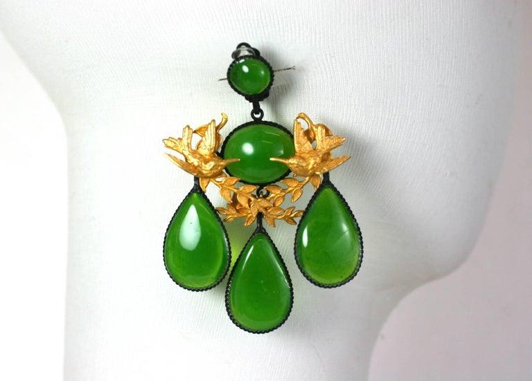MWLC Girandole Garland Earrings For Sale 1