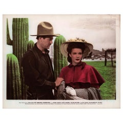 """My Darling Clementine"" 1946 U.S. Color Photo"