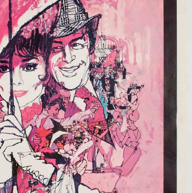 20th Century 'My Fair Lady' 1964 US 1 Sheet Film Poster, Peak For Sale