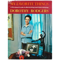My Favorite Things by Dorothy Rogers, First Edition