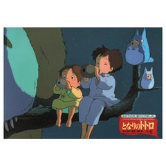 'My Neighbor Totoro' 1988 Japanese Scene Card