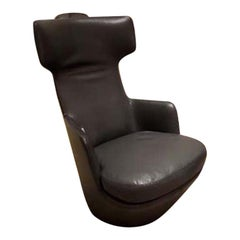 My Turn Leather Armchair, by Niels Bendtsen from Bensen