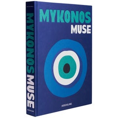 """Mykonos Muse"" Book"