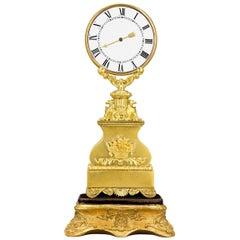 Mystery Clock by Robert Houdin