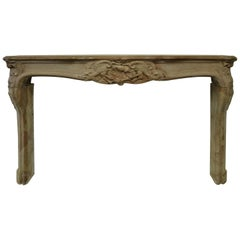 Mythological French Fireplace Mantel