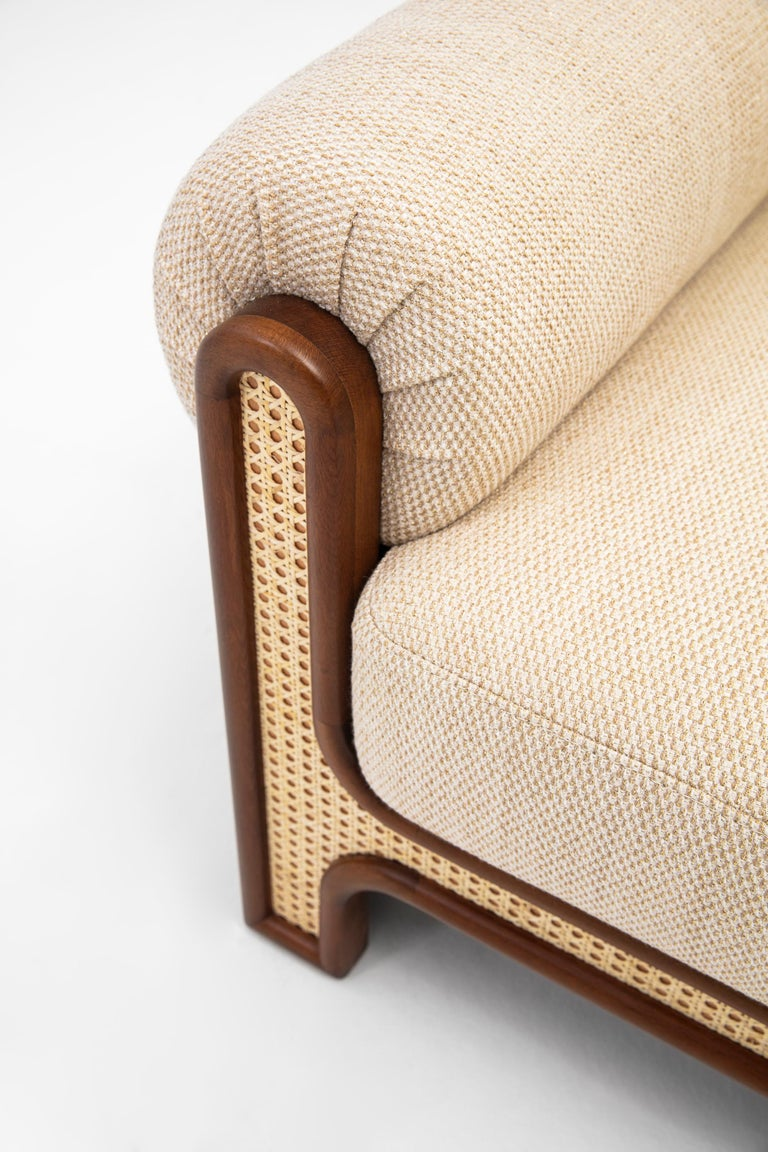N-Gene Armchair Beige In New Condition For Sale In Istanbul, TR