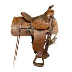 N Porter Saddle