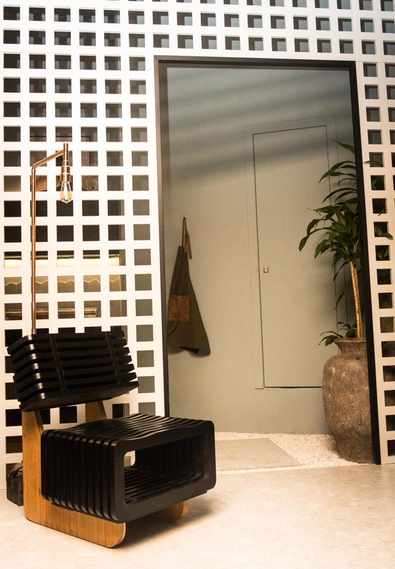 N4 Armchair Parametric Version In New Condition For Sale In Niteroi, RJ