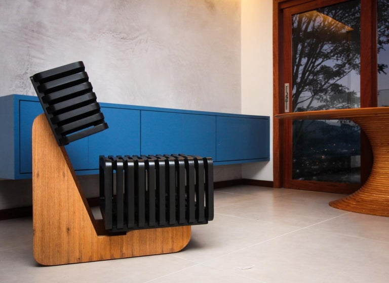 N4 Armchair Parametric Version For Sale 1