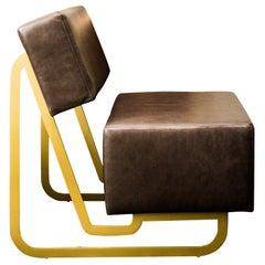 N4 Leather Armchair