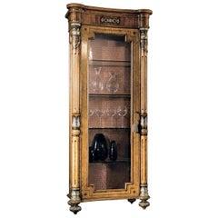 Nabucco 1-Door Display Cabinet
