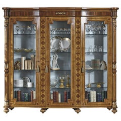 Nabucco 3-Door Display Cabinet