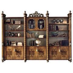 Nabucco 3-Unit Bookcase