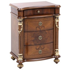 Nabucco 4-Drawer Nightstand