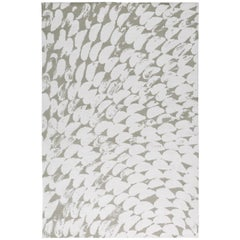 Nacre Area Rug in Linen by The Rug Company