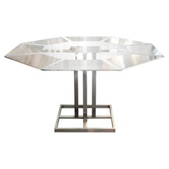 Nadine Charteret, Dining Table, France, circa 1970