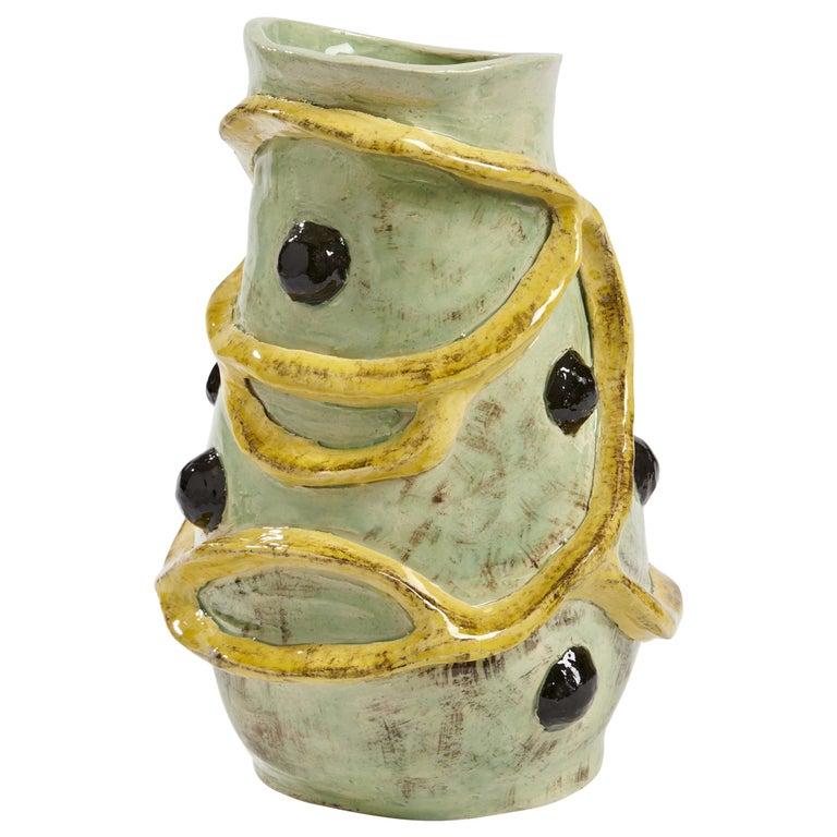"""""""Nadja"""" Vase, Elizabeth Garouste, Limited Edition of 8 Pieces For Sale"""