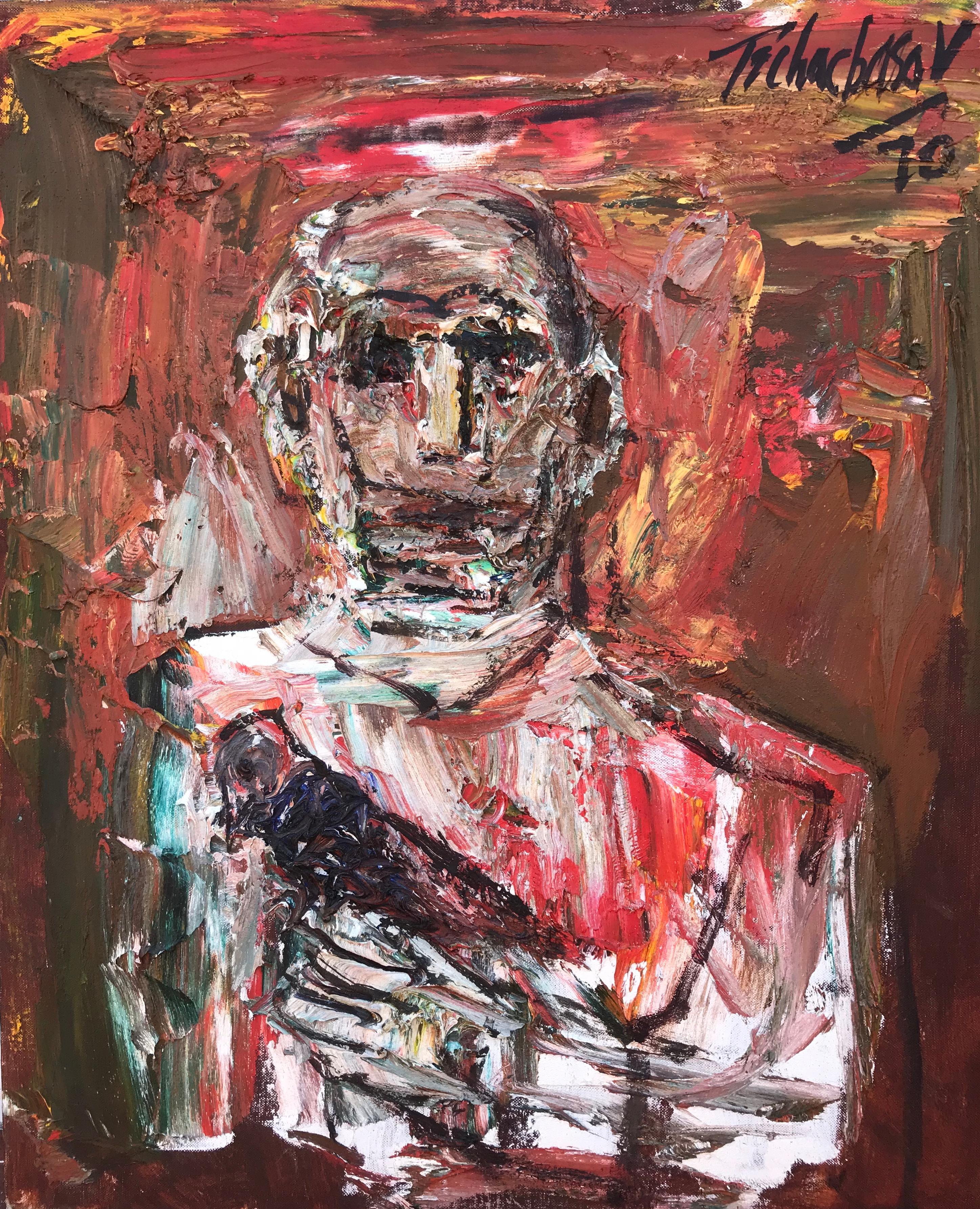 """Artist Self Portrait"""