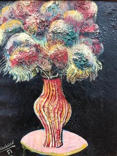 """Mid Century Floral"""