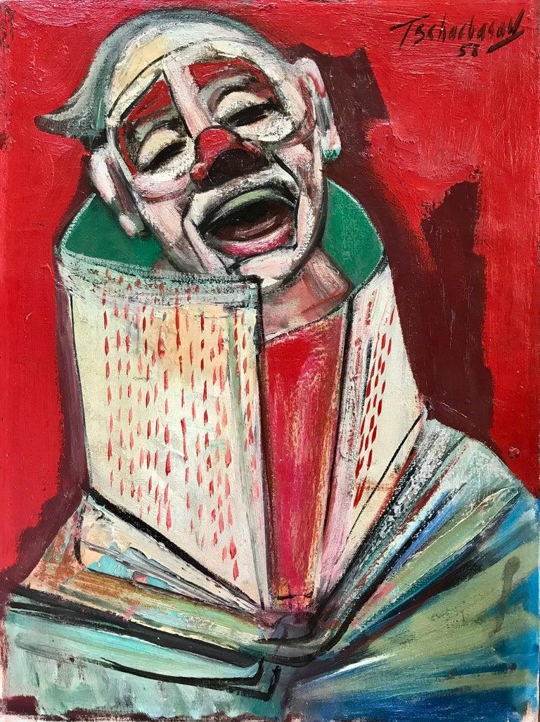"""""""Unhappy Clown"""""""