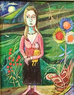 Untitled, Woman and Child