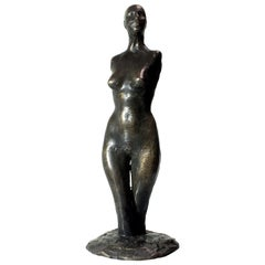 Naiad II. Contemporary Bronze