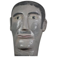 Naive 20th Century Mannequin Head