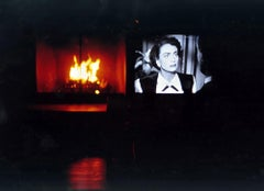 Joan Crawford on Fire, Thanksgiving, New Jersey