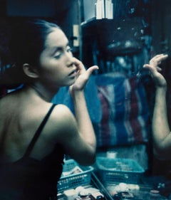 "Nan Goldin ""C. Putting on Her Make-up, Bangkok, 1992"" Photograph"