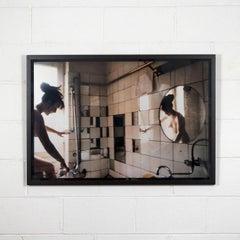 """Nan Goldin """"Käthe in the Tub, West Berlin"""" Photograph, 1984"""