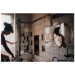 "Nan Goldin ""Käthe in the Tub, West Berlin"" Photograph, 1984"