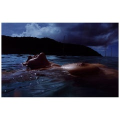 "Nan Goldin ""Valerie Floating"""