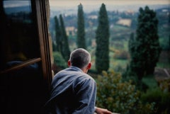 Pawel at the window, Florence