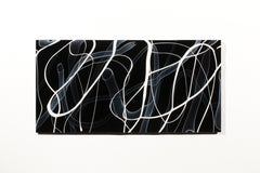 """Zooid Forest"", Contemporary Blown and Slumped Glass,  Wall Mounting Panel"