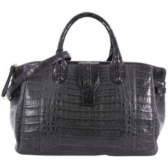 Nancy Gonzalez Cristina Tote Crocodile Medium