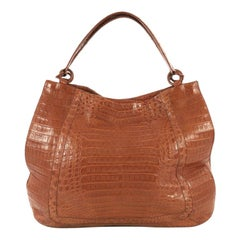 Nancy Gonzalez Hobo Crocodile Large