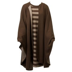 Nancy Heller Cashmere Dress and Shawl