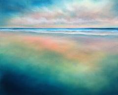 Shoreline Light, Oil Painting