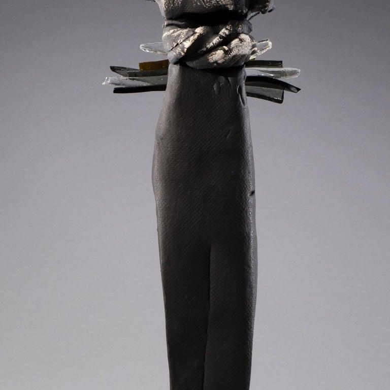 Nori (Japanese - Tradition) - Sculpture by Nancy Legge