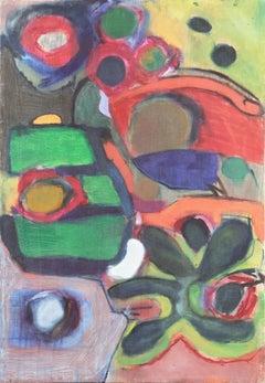 American Organic Abstract