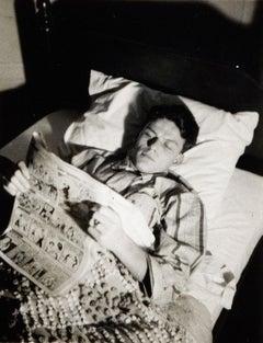 Frank Sinatra - Reading the funnies
