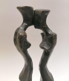 En Amore II by Nando Kallweit  -  Bronze Sculpture, Edition of 99