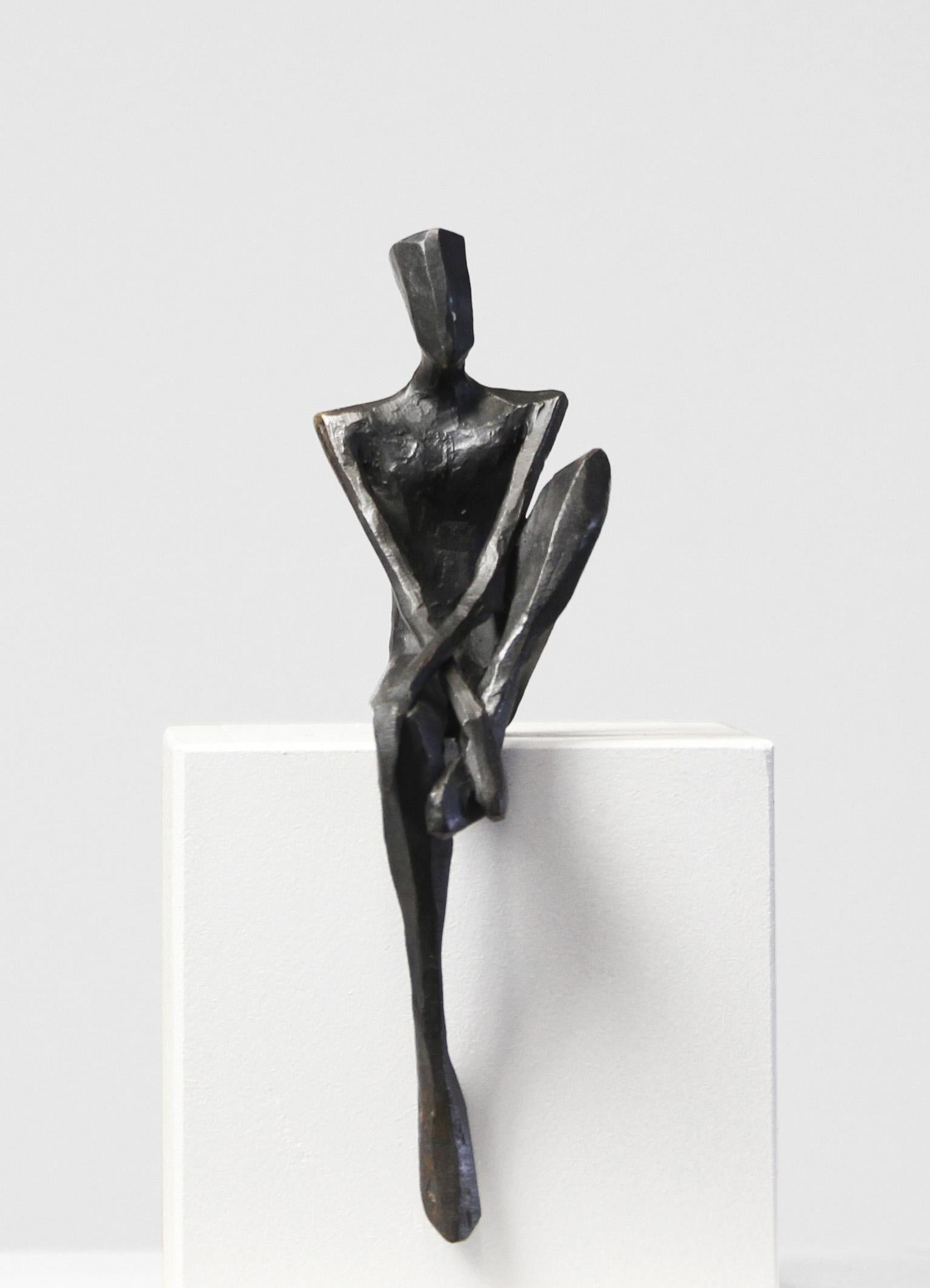 Enrico - One-of-a-kind Bronze Sculpture
