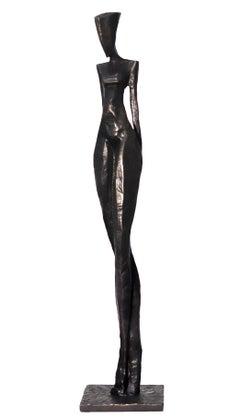 Nathalie (11/25) - large bronze sculpture