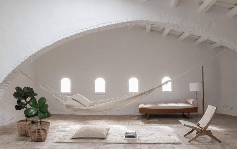 Contemporary Nanimarquina Wellbeing Hammock by Ilse Crawford, 1stdibs New York For Sale