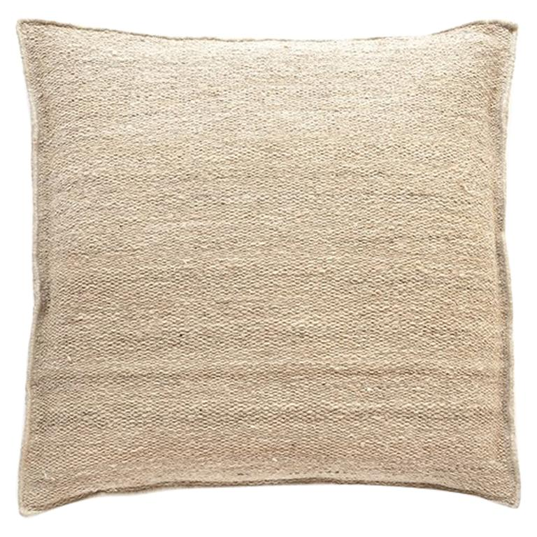 Nanimarquina Wellbeing Heavy Mazari Cushion by Ilse Crawford, 1stdibs New York For Sale