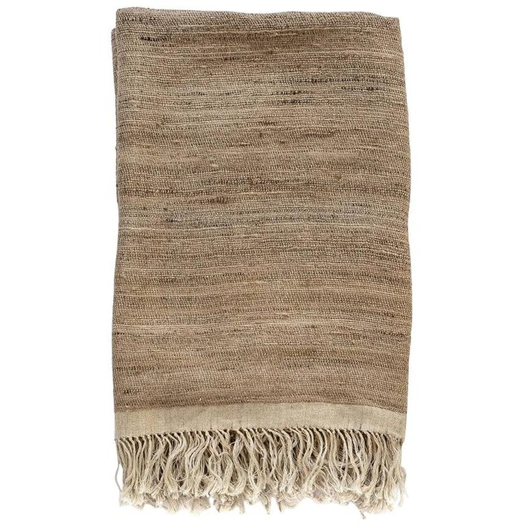 Nanimarquina Wellbeing Throw by Ilse Crawford - 1stdibs New York For Sale