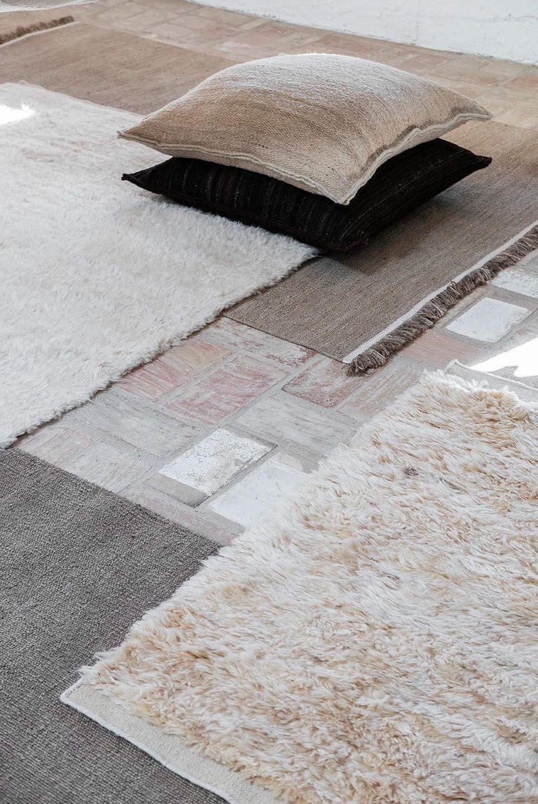 Indian Nanimarquina Wellbeing Wool Chobi Rug by Ilse Crawford - 1stdibs New York For Sale